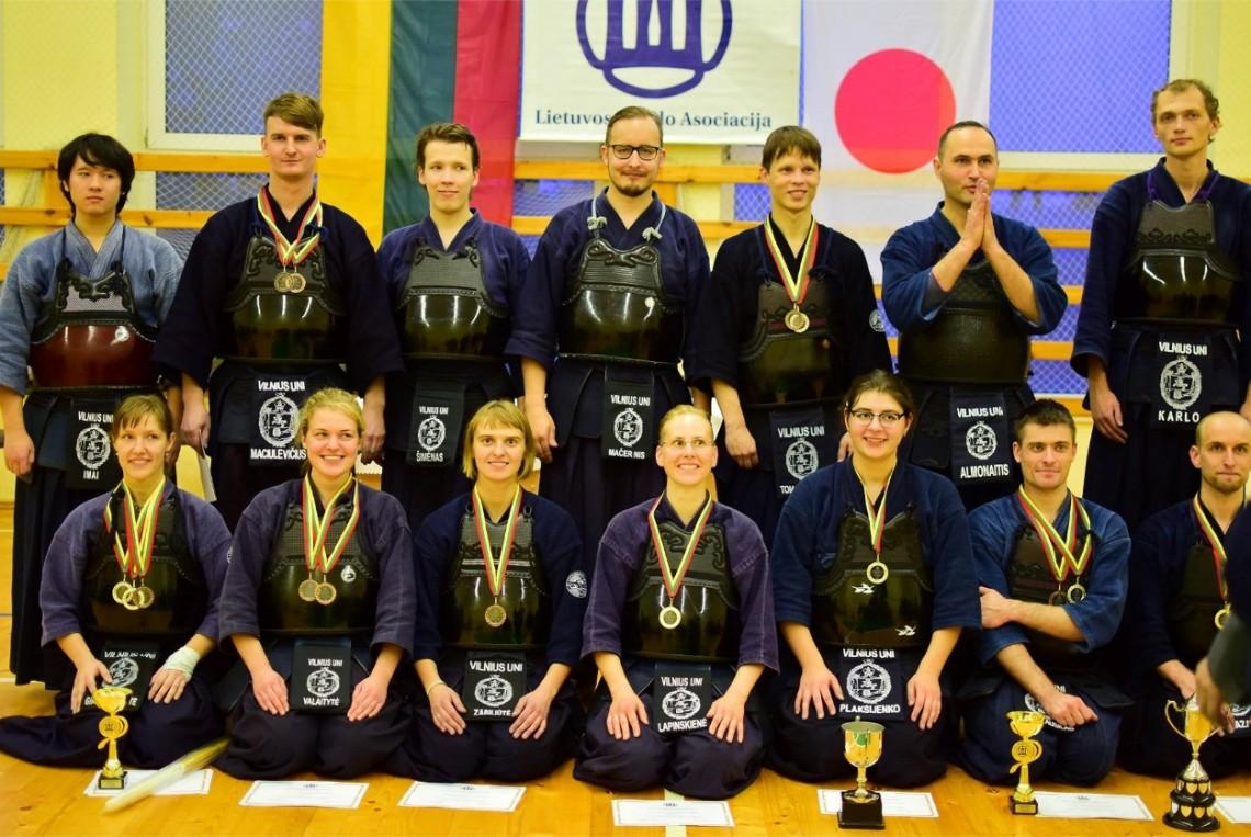 VUKK su medaliais 2